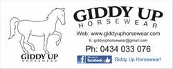 giddyup banner