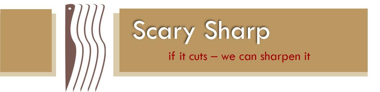 Scary Sharp