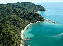 Pacific Ocean Beaches, Costa Rica