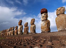 Easter Island, Chile
