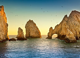Pacific Ocean Beaches, Mexico