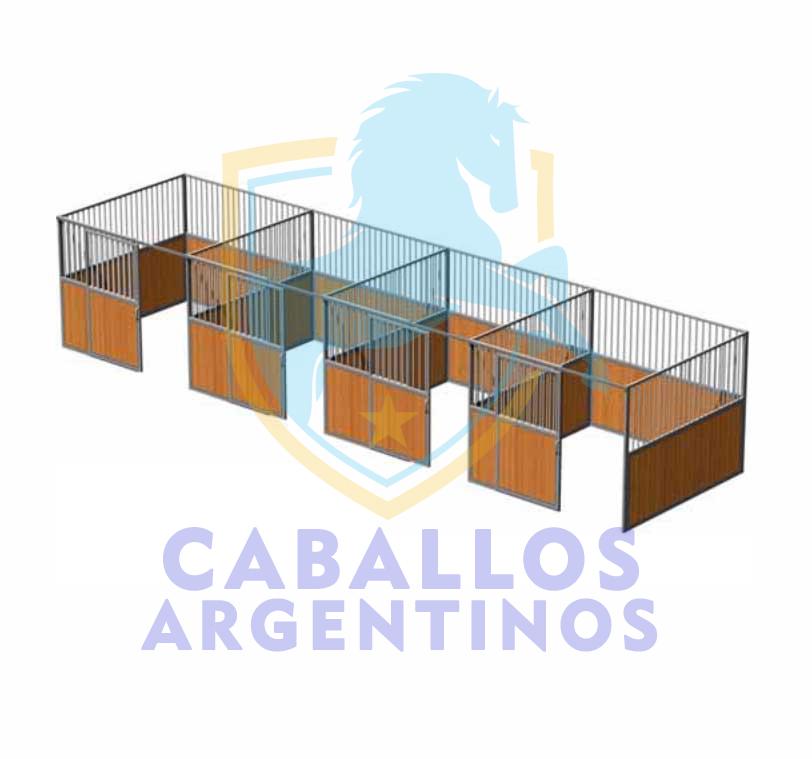 boxes caballo