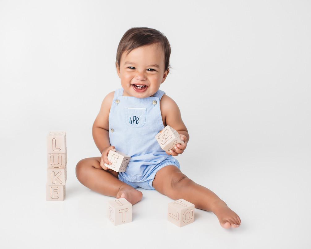 baby boy family portrait Indianapolis photographer Tatiana Kahl