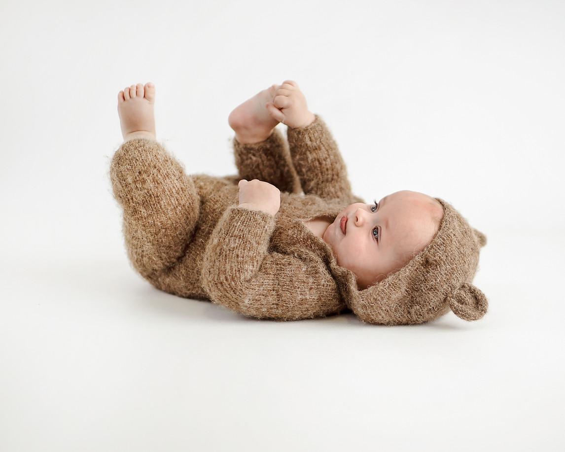 Indianapolis baby Photo Studio Session