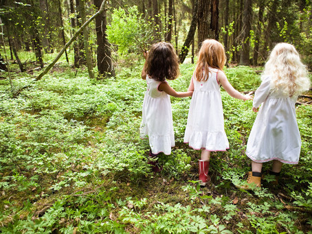 スウェーデンの野外就学前保育に密着