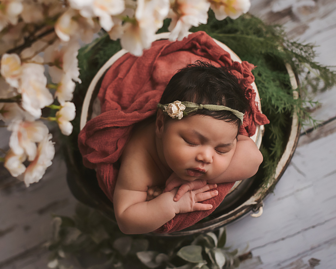 bambino first portraits Indianapolis photographers