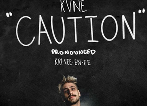 KVNE Releases 'Caution' on KnightVision/ Warner Music.