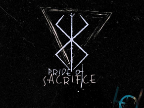 AMEL D! Hits home with 'Pride of Sacrifice' the second single from the new album Cross To Hell.