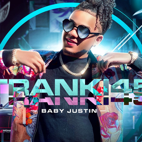 EXCLUSIVE! Baby Justin Releases His First Single 'Tranki45'