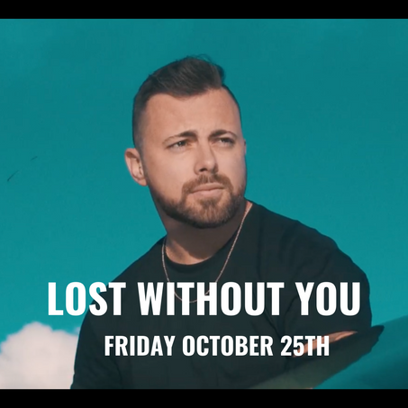R0 Bradley 'Lost Without You' Out Friday October 25th.