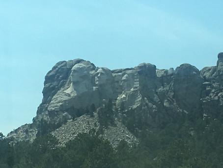 Wall Drug, Bad Lands, Rushmore and Bear Mace