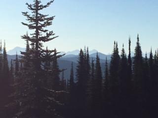 Snowy Summits and Sweaty Days