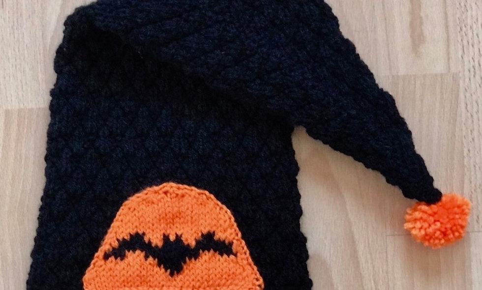 Witch Hat Knitting Pattern