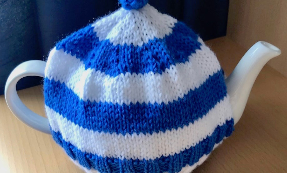Cornish Striped Tea Cozy (Tea Cozy)