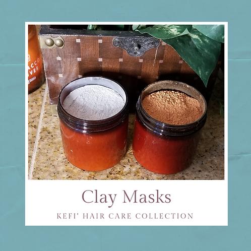 """Kefi"""" Clay Masks"""