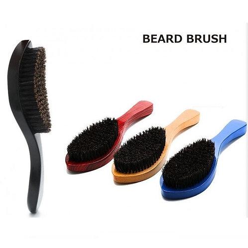 1PCS Natural Wood Boar Bristle  Brush