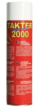 TAKTER® 2000 - Adhesive Spray for Screen Printing