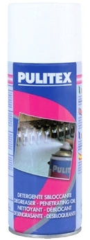 PULITEX - CLEANER SPRAY FOR TEXTILE MACHINES