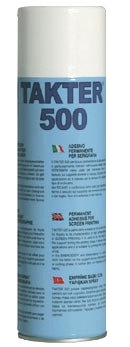 TAKTER® 500 - Strong Adhesive Spray for Embroidery