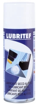 LUBRITEF - Lubricant Spray P.T.F.E.-Based