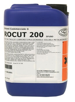 ROCUT 200 - Lubricant Cutting Oil