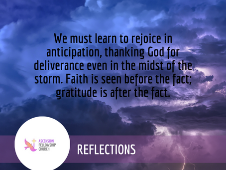 STAYING PATIENCE AND KEEPING THE FAITH IN GOD'S WAITING ROOM