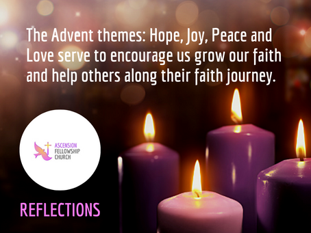 ADVENT: ANTICIPATION, ADMINISTRATION AND APPROPRIATION