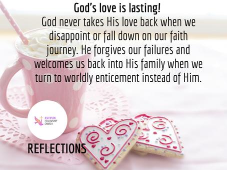 LIVING AS GOD'S BELOVED
