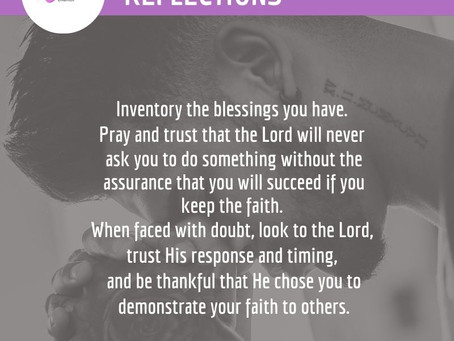 FEEELINGS, FIGURING & FAITH