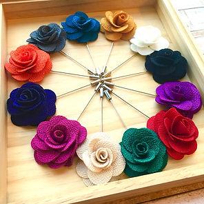 Flower Lapels