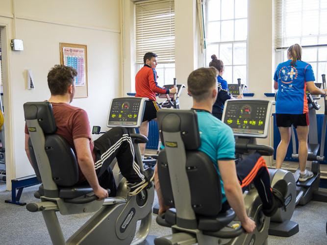 Cavan Institute Gym