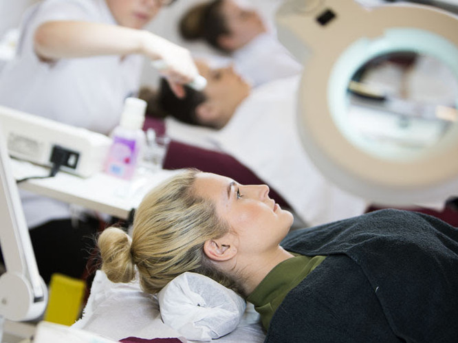 Beauty Therapy Suites