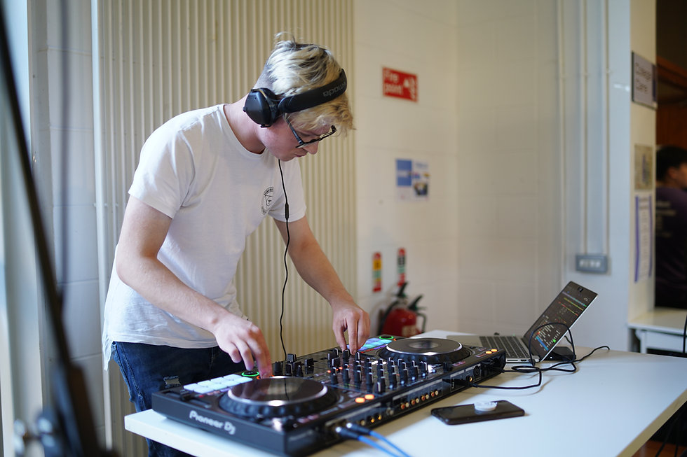 Music and Sound Production Year 1