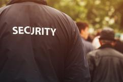 gate-guard-security-officer-on-public-ev
