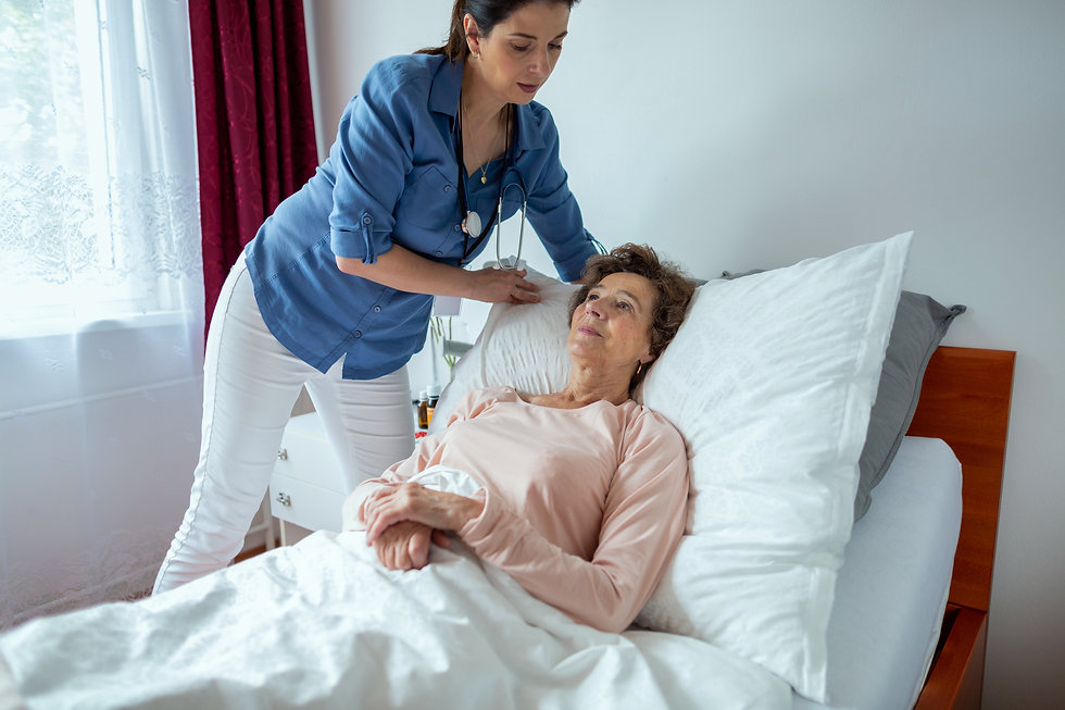 Traineeship in Home Care