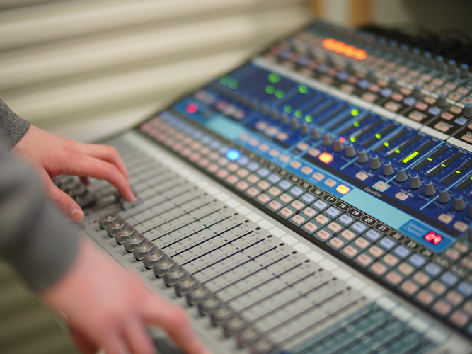 Music and Sound Production