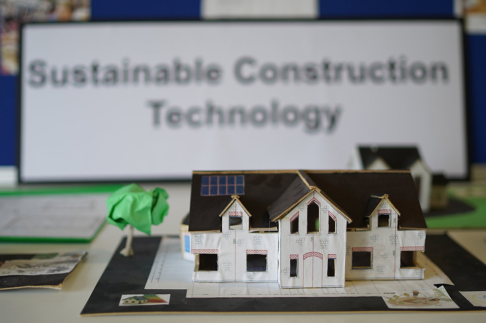 Sustainable Energy and Construction Technology