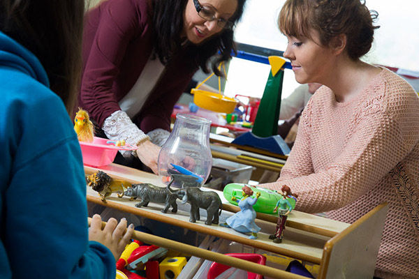 Childcare - Special Needs Assisting