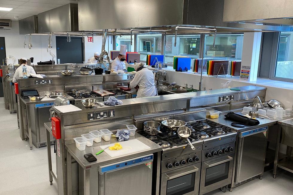 Apprenticeship in Culinary Arts