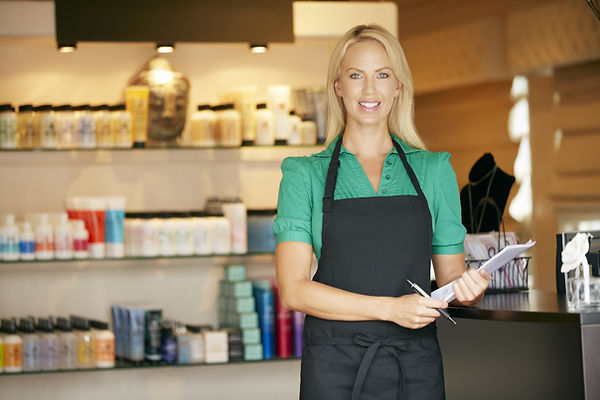 Business insurance for a salon