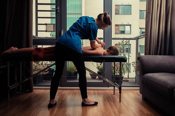 Massage Therapist Insurance