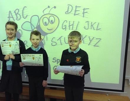 Y4 Spelling Bee