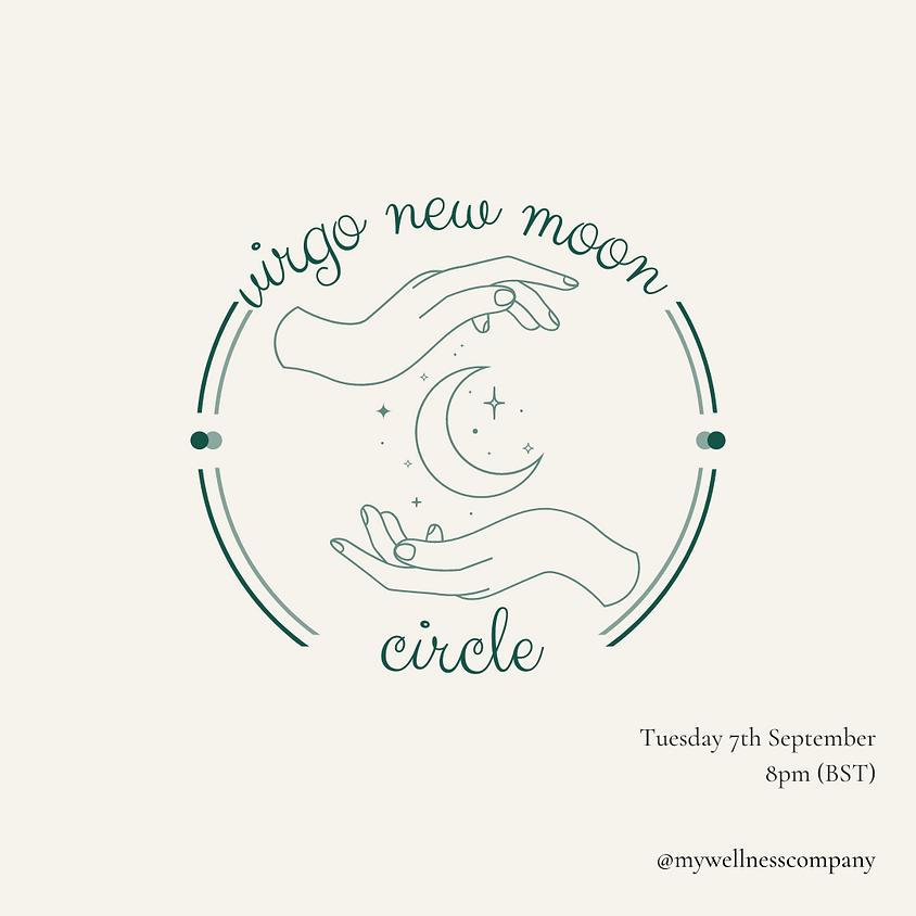 Virgo Moon Circle