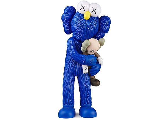 KAWS Take Figure Blue