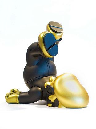 Super Crash Bro - Black & Gold