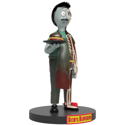 XXRAY+ Bob Belcher (Kales From the Crypt Edition)