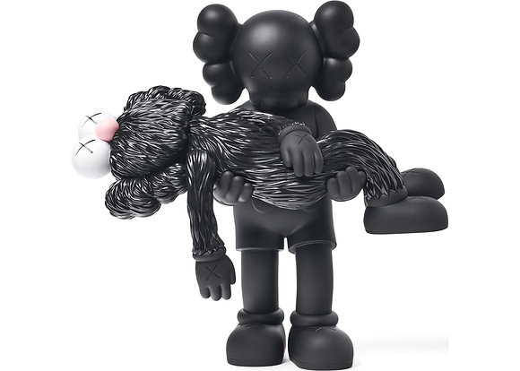 KAWS Gone Figure Black