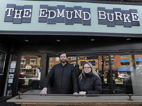 RABS FUND Pleased to Announce Toronto's Danforth Restaurant Receives 1st Grant to Help Pay Staff