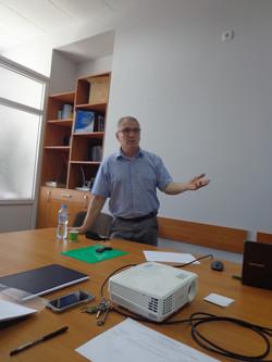 Отзыв о работе студента руководителя д.т.н., профессора Юрия Николаевича Харитонова