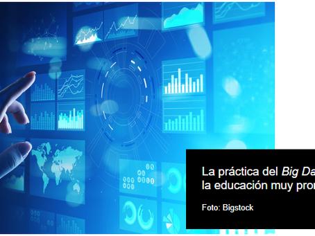 Big data en el futuro de la innovación educativa